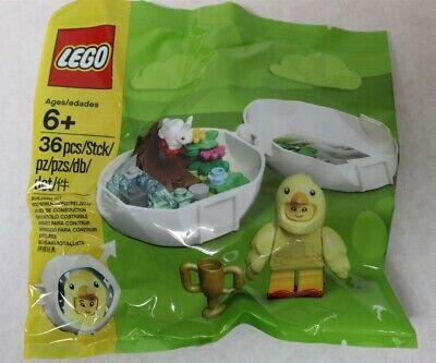 LEGO 853958 Easter Chicken Skater Pod 36pcs New Free Shipping