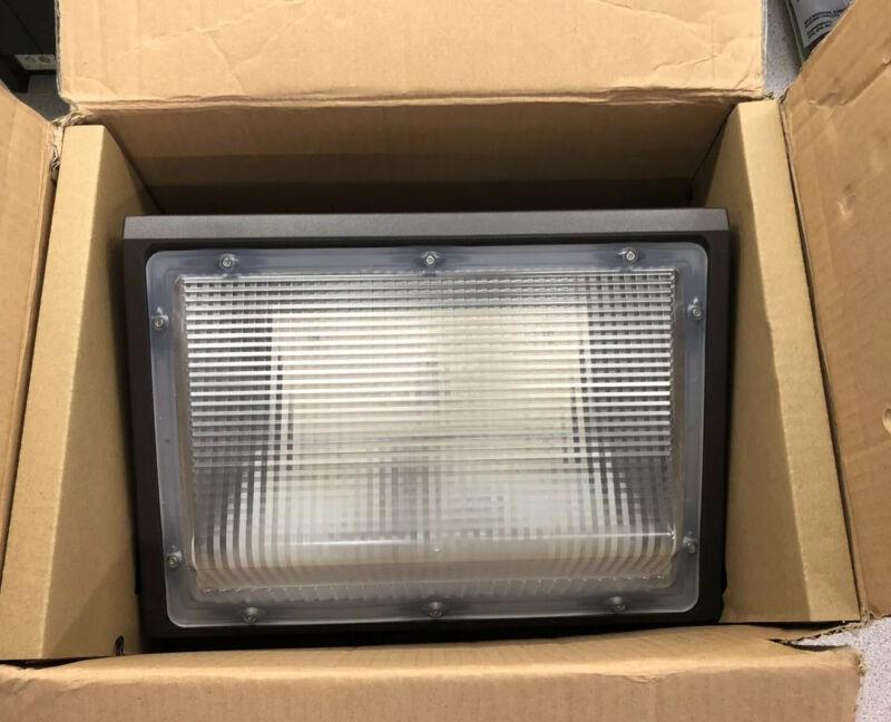 LED WALL PACK Light 125Watt 14,500 Lumens Outdoor Area Light, Security Lighting,