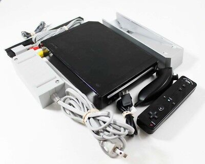 Nintendo Wii Console System - Black Original Model - Discounted!