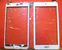 Gl Vetro+touch Screen +cover Originale Acer Iconia One 7 B1-780 7, Display Frame -  - ebay.it