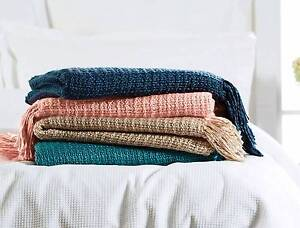 NEW Bed Bath and Table Throw Rug Woolloomooloo Inner Sydney Preview