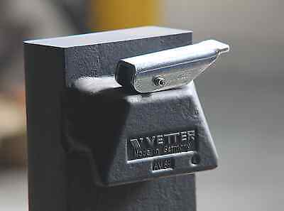 ISO VETTER Gabelzinken Gabelstapler Stapler FEM 2B 100x40x1200 mm Palettengabel