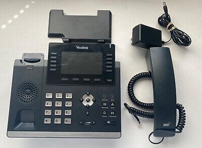 Yealink SIP-T46S IP Phone - Black -