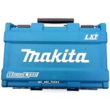 Makita Brushless COMBO Case For Drill, Impact, Battery & Charger 18 Volt 18V LXT