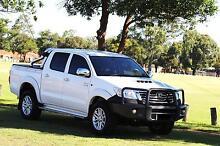 2013 Toyota Hilux,Diesel ,Auto ,Rare SR5 style Hilux,Immac con Carlisle Victoria Park Area Preview