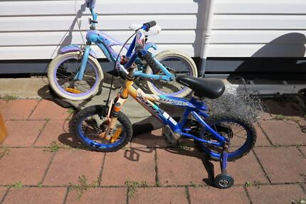 Boy's bike, suit 2 to 5 year old