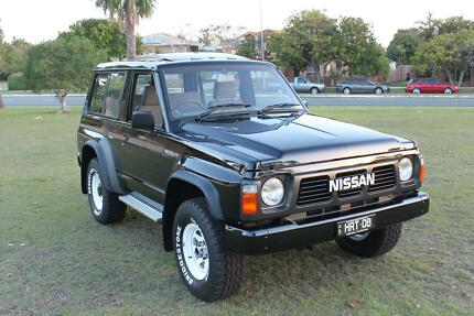 1988 Nissan Patrol ST GQ 4.2Lt 5 Speed Manual 4wd SWB Only 87 Kms Aspley Brisbane North East Preview