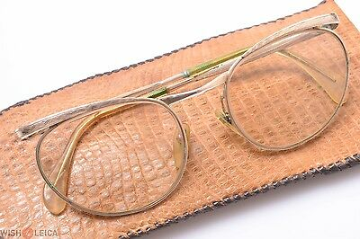 VINTAGE CAT EYE GLASSES SPECTACLES BIFOCAL APPROX. +0.75, READING +3.5 DIOPTER