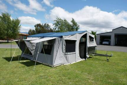 Camper Trailer Perth Northern Midlands Preview