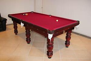 Pool Billiard Table Gordon Tuggeranong Preview