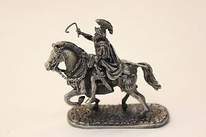 NEW Very Detailed Medieval Knight in Armour Pewter Model Ornament