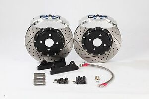 Mini Cooper R53 R56 S Rear 330mm 4 Pot Pb Brakes Big Brake