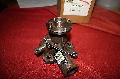 1973 1974 Mercury Capri Water Pump 122 Engine
