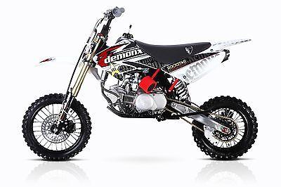 Demon X XLR160 Pit Bike Dirt Bike Stomp wpb
