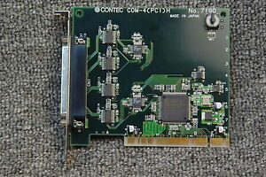 CONTEC-COM-4-PCI-H-BOARD