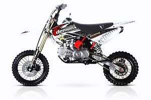 Demon X XLR140 Pit Bike Dirt Bike Stomp wpb
