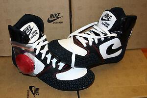 Nike-Greco-Supreme-Wrestling-Shoes-Sz-10-BRAND-NEW-IN-BOX