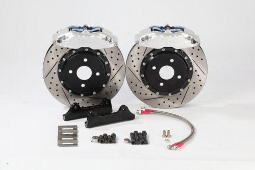 Lexus LS400 LS430 LS460 LS600 Rear 330mm 4-Pot PB Brakes Big Brake Kit BBK