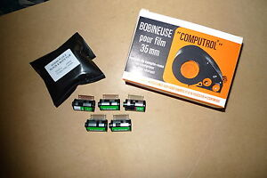 NEW 35mm BULK FILM LOADER STARTER KIT WITH LOADER FILM AND FREE EMPTY CASSETTES