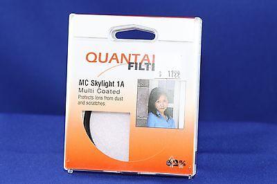 Quantaray Mc Skylight 1a Multi Coated Filter 62mm
