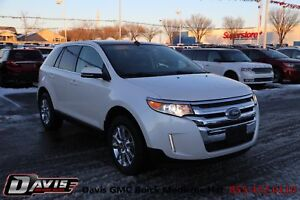 2014 Ford Edge Limited Sunroof! Navigation! Leather!