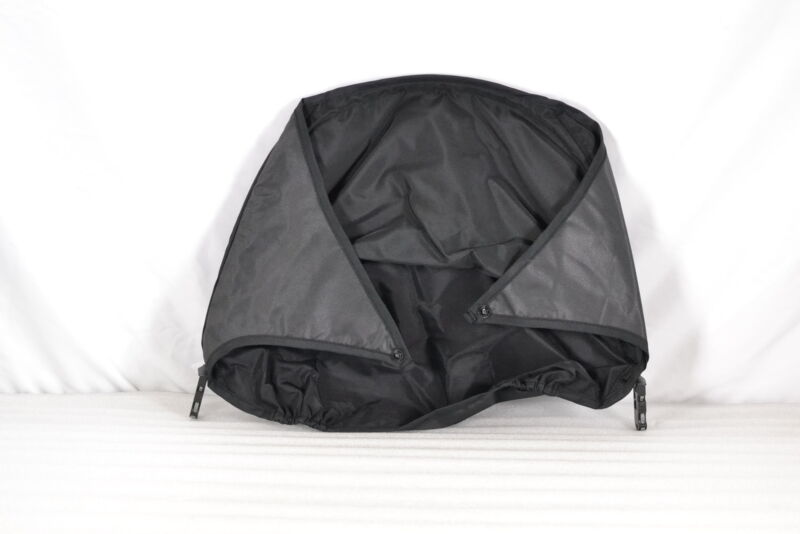 New Orbit Baby G3 Toddler Car Seat Sunshade in Black