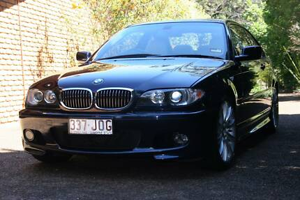 2005 BMW 3 Coupe