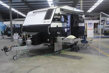 2017 15' Lotus Offgrid Offroad Caravan Kilburn Port Adelaide Area Preview