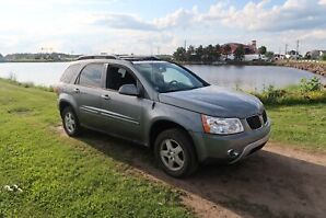 Pontiac torrent LOW KMS inspected automatic Honda toyota Mazda
