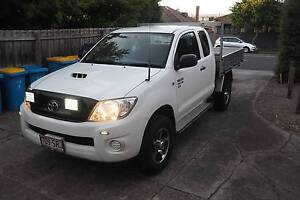 2010 Toyota Hilux Ute Hawthorn East Boroondara Area Preview