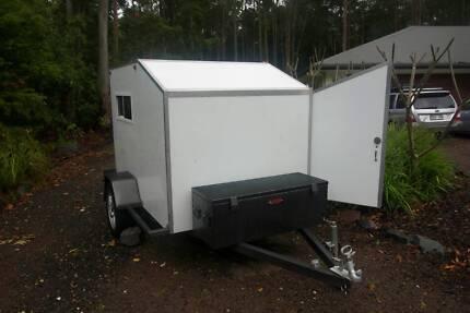 Custom Built Camper Trailer Brisbane City Brisbane North West Preview