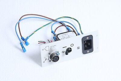 Conbio Medlite 4 Ndyag Laser Back Io Power Inlet Foot Pedal Interlock Breaker