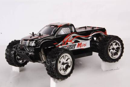1/18 Brushed ELECTRIC Short Course RC Toy Car Monster Truck