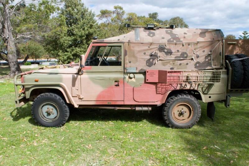 Perentie Land Rover Cars Vans Utes Gumtree Australia