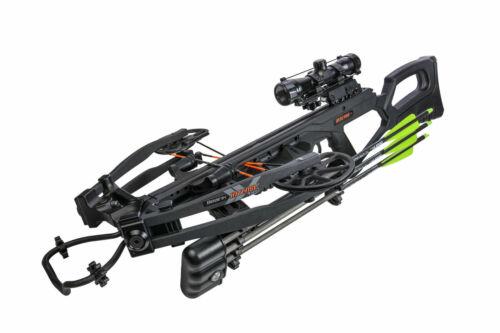 Bear Archery Bear X Intense CD 400 FPS Crossbow Package AC02A2A1185