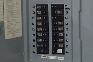 Wanted Electrical Panel Switch