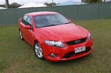 2009 XR6 Ford Falcon  Sedan Cooloola Cove Gympie Area Preview