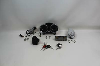Ducati SportClassic Sport Classic GT1000 Gauge Cluster Dash ECU ECM Ignition Key