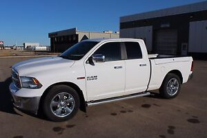 REDUCED - Pre-Owned 2016 Ram 1500 Big Horn EcoDiesel 4WD Quad