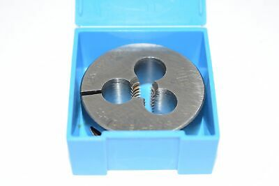 Union Butterfield 1410179 516-18 Unc High Speed Steel Round Adjustable Die
