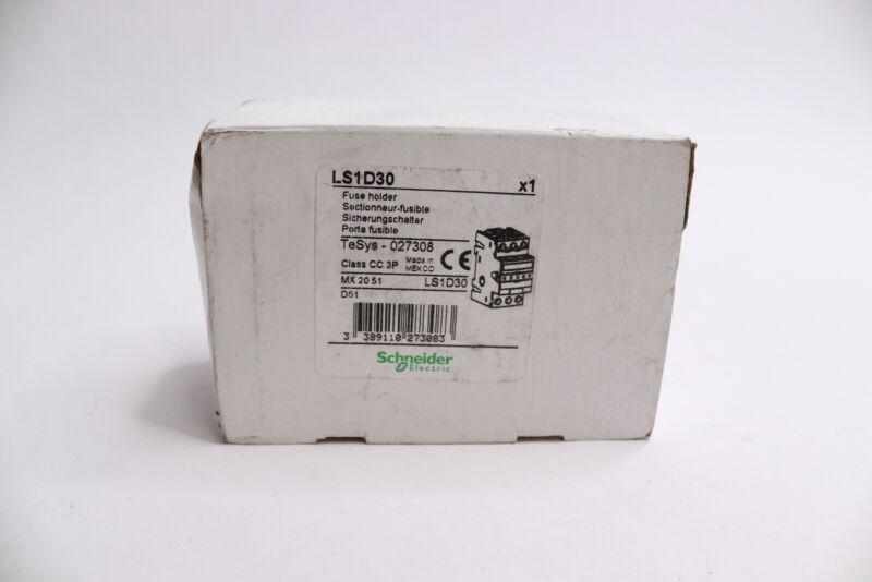 Schneider Electric Fuse Holder LS1D30