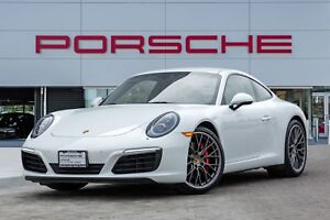 2018 Porsche 911 Carrera S|Sport Chrono Pkg|20 Wheels