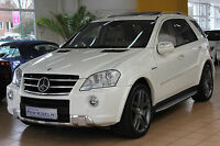 Mercedes-Benz ML63AMG*LEDER*NAV*XEN*ENTERTAiN*KEYGO*DiSTR*EGSD