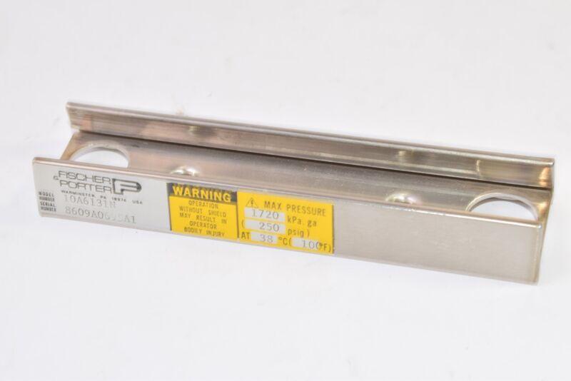 NEW Fischer & Porter 10A6131N Replacement Flowmeter Piece