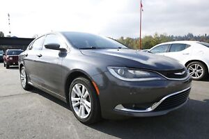 2016 Chrysler 200 Limited - ALLOY WHEELS, PUSH START!