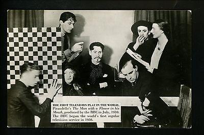 Movie postcard Pirandello's
