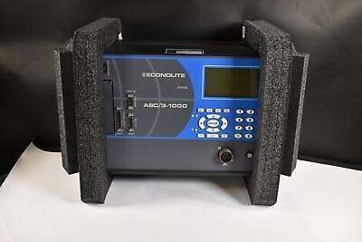 Econolite Asc 3-1000 Traffic Control Box New