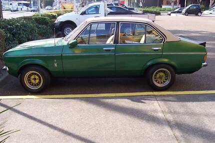 1976 Ford Escort GHIA Mk 2 - a RARE FIND with Full NSW Rego!  4-D Gymea Sutherland Area Preview