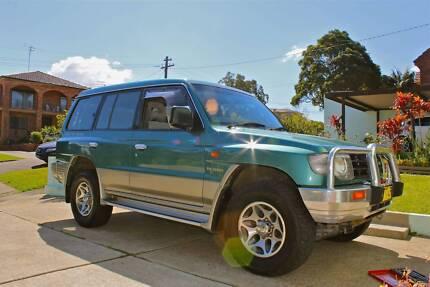 1998 Mitsubishi Pajero Wagon Epping Ryde Area Preview