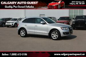 2009 Audi Q5 3.2 / AWD/ LEATHER/PANO-ROOF